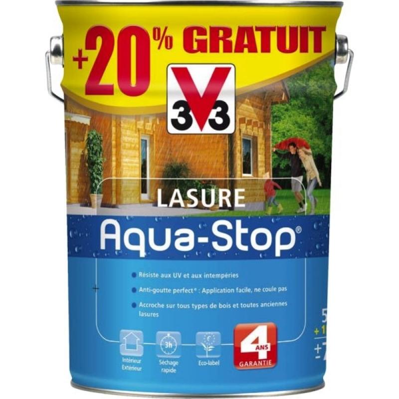 Peinture bois v33 trouvez le meilleur prix sur voir avant d 39 acheter - Peinture aquastop v33 ...